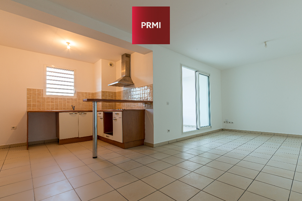 PRMI Appartement Saint Andre T2 64.50 m2 Investissement locatif